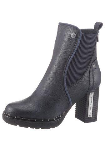 Mustang Shoes Aulinukai su wärmender Innenausstattun...