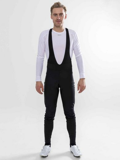 Craft Fahrradhose »Pro Wind Bib Tights Pad«