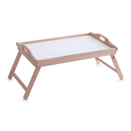 HTI-Living Tabletttisch »Betttablett Buche«, Betttablett
