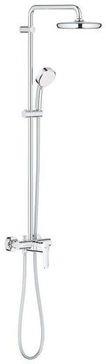 Grohe Duschsystem »Tempesta Cosmopolitan«, Höhe 112,8 cm, 2 Strahlart(en), Set, chrom