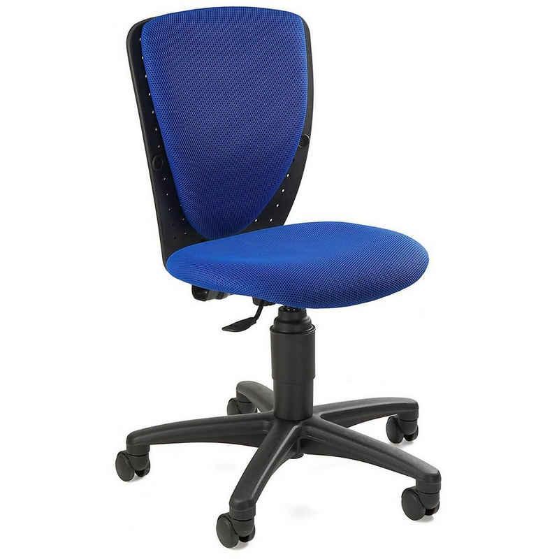 TOPSTAR Schreibtischstuhl »Drehstuhl MAXX Kid 90 blau«