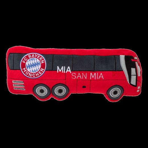 FC Bayern München Drehkissen »Nikkikissen Bus«