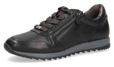 Caprice Sneaker mit seitlichem Reißverschluss, Komfortweite