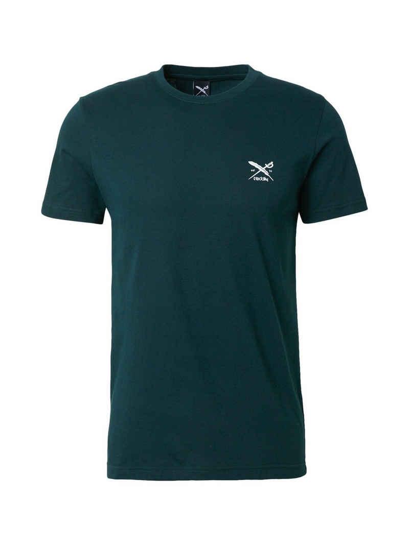 iriedaily T-Shirt »Chestflag« (1-tlg)