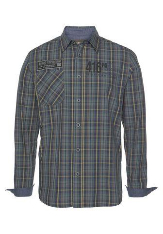 Man's World Marškiniai ilgomis rankovėmis Hochwert...
