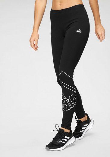 adidas Performance Leggings »ESSENTIALS GIANT LOGO LEGGING«
