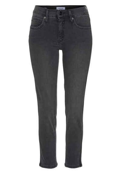 Calvin Klein Slim-fit-Jeans »MID RISE SLIM« im 5-Pocket-Style