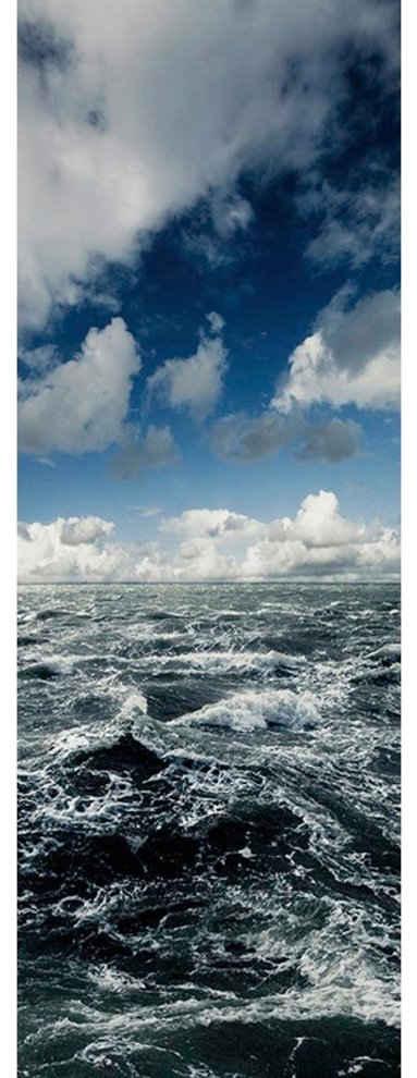 Architects Paper Fototapete »Heaven On Earth«, (1 St), Vlies, glatt