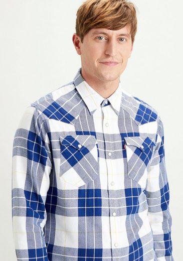 Levi's® Jeanshemd mit zwei Brusttaschen