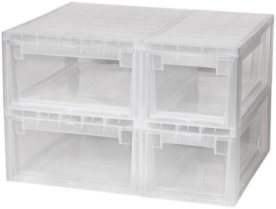 Kreher Aufbewahrungsbox (Set, 4 Stück)