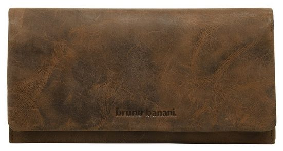 Bruno Banani Geldbörse (1-tlg), 2fach klappbar