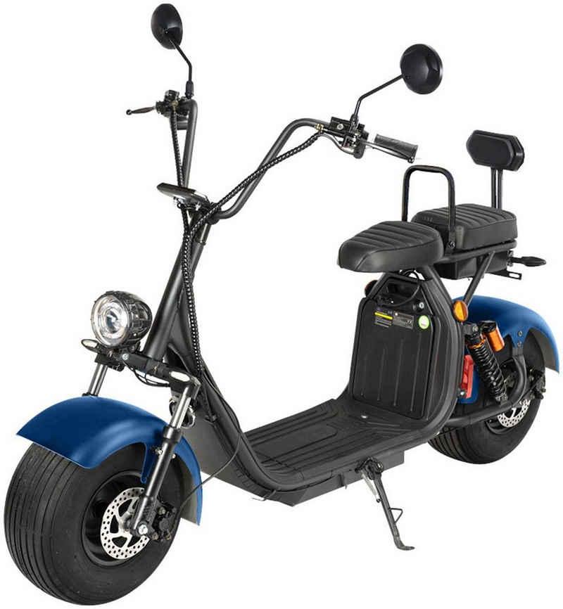 Santa Tina E-Motorroller »Como²«, 45 km/h