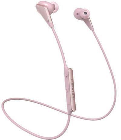 Libratone »Track Bluetooth 5.0 In-Ear Headset Pink Kopfhörer« Headset (Bluetooth, Bluetooth, Wireless, Sport IPX4, Aktive Geräuschunterdrückung)