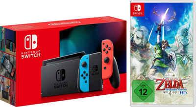 Nintendo Switch, inkl. The Legend of Zelda: Skyward Sword