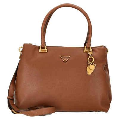 Guess Umhängetasche »Destiny Society Carryall Handtasche 35 cm«