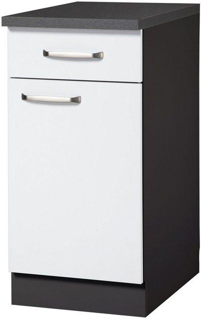 Küchenschränke - wiho Küchen Unterschrank »Michigan«  - Onlineshop OTTO