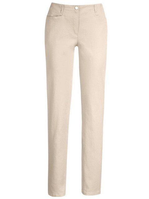 Hosen - Cosma Dehnbund Jeans › natur  - Onlineshop OTTO