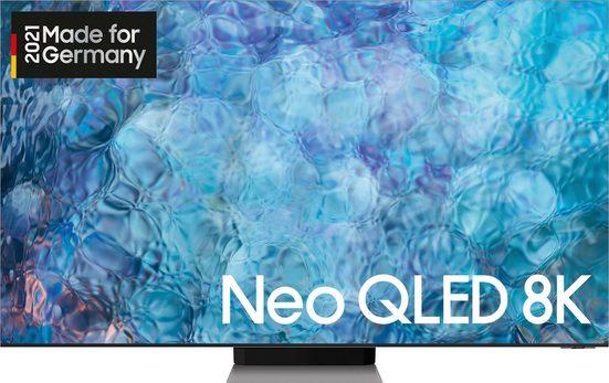 Samsung Premium GQ85QN900AT QLED-Fernseher (214 cm/85 Zoll, 8K, Smart-TV)