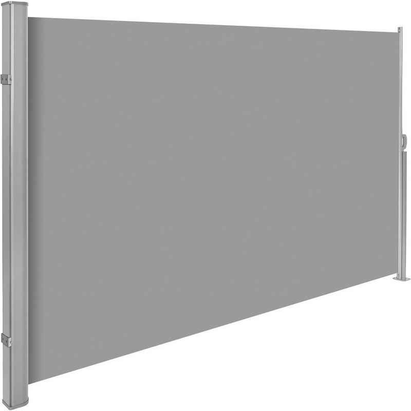 tectake Seitenarmmarkise »Aluminium Seitenmarkise«