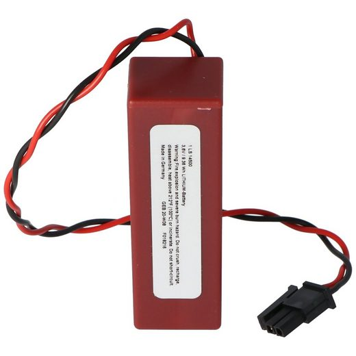 AccuCell »Saft Lithoguard 1LS14500 Lithium-Thionyl-Chloride« Batterie