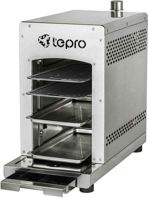 Tepro Gasgrill »Tepro 3184 Toronto Steakgrill Oberhitze Gasgrill«