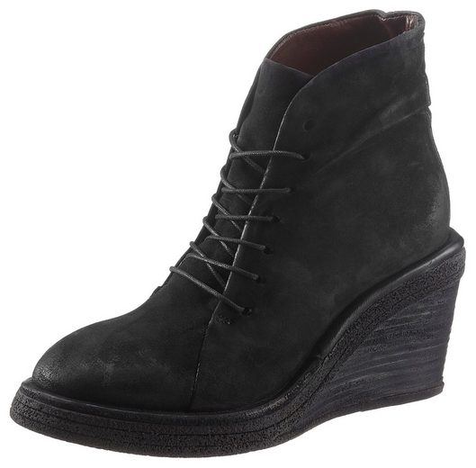 A.S.98 »TALL« Stiefelette mit Antik-Finish