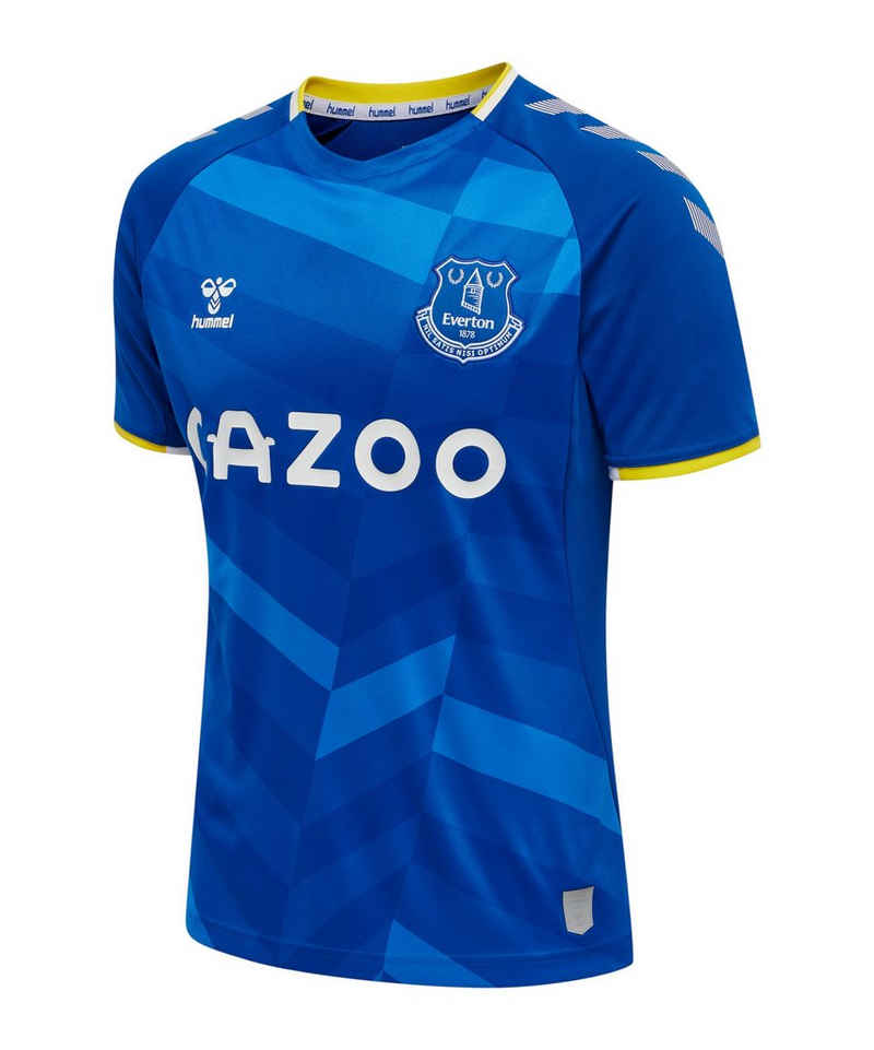 hummel Fußballtrikot »FC Everton Trikot 3rd 2021/2022«