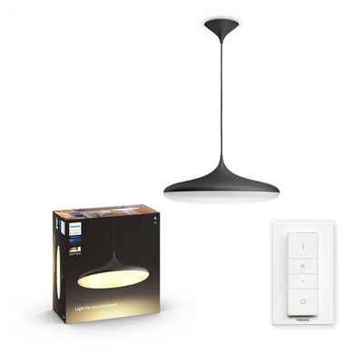 Philips Hue LED Pendelleuchte »Bluetooth White Ambiance Pendelleuchte Cher in«, Hängeleuchte, Pendellampe, Pendelleuchte