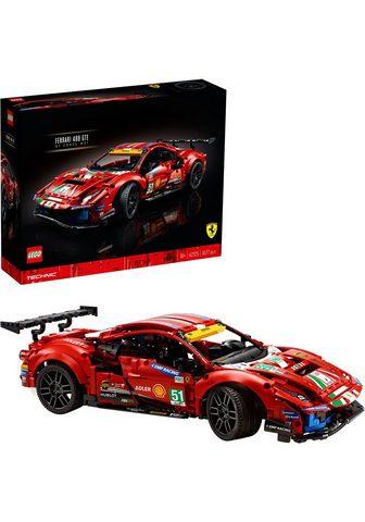 LEGO ® Konstruktionsspielsteine »Ferrari 48...