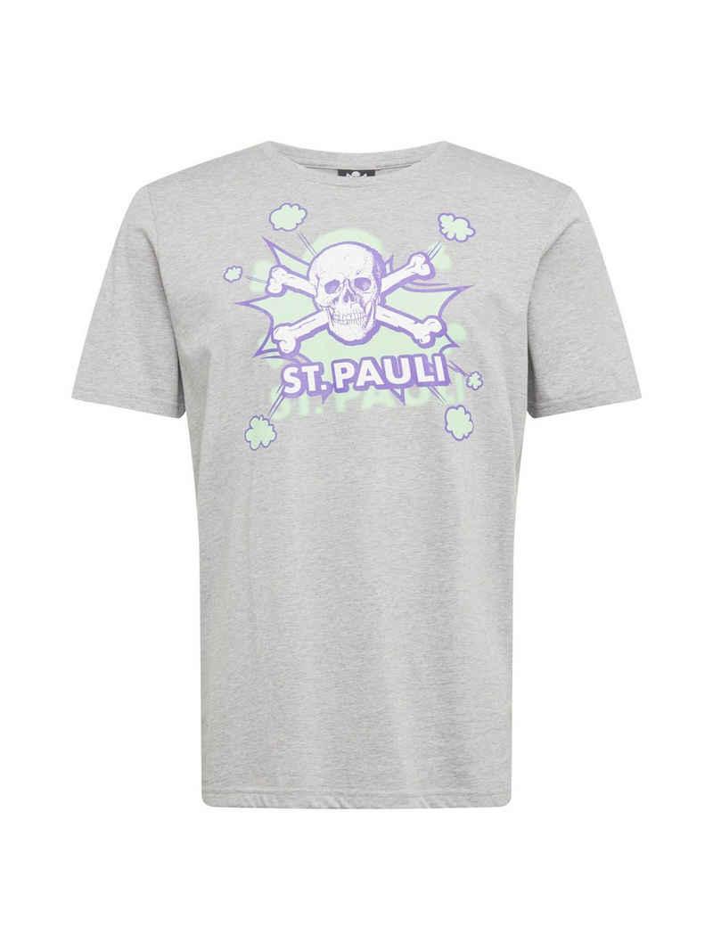 St. Pauli T-Shirt »Pow Pow« (1-tlg)