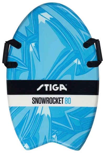 STIGA Sports Schneerutscher »Snow Rocket 80 cm blau«