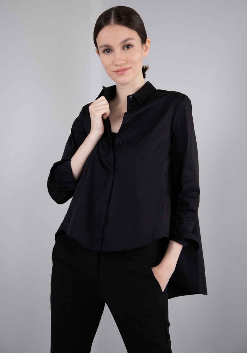 IMPERIAL Klassische Bluse »IMP-C ED4BBE« glockenförmige Form