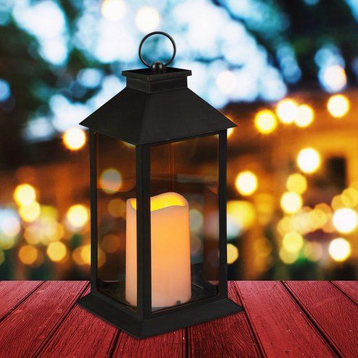 relaxdays LED Laterne »LED Laterne«