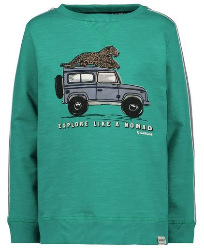 Garcia Sweater mit Print