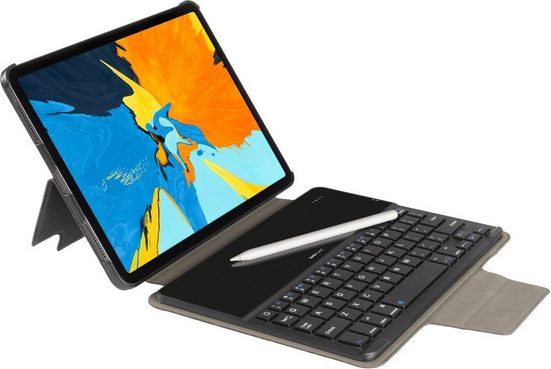 Gecko Covers Tablettasche »Apple iPad Pro 11 (2018) Keyboard Cover (QWERTY)«