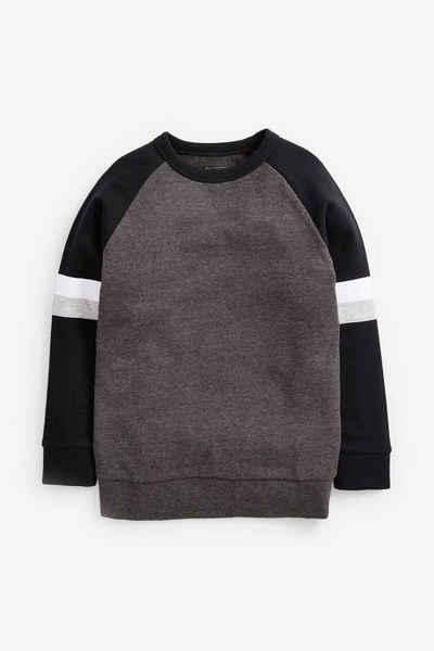 Next Sweatshirt »Leichtes Sweatshirt mit langenRaglanärmeln« (1-tlg)