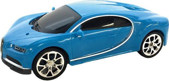 New Bright Spielzeug-Auto »1:24 R/C FULL FUNCTION SPORT BUGATTI CHIRON«