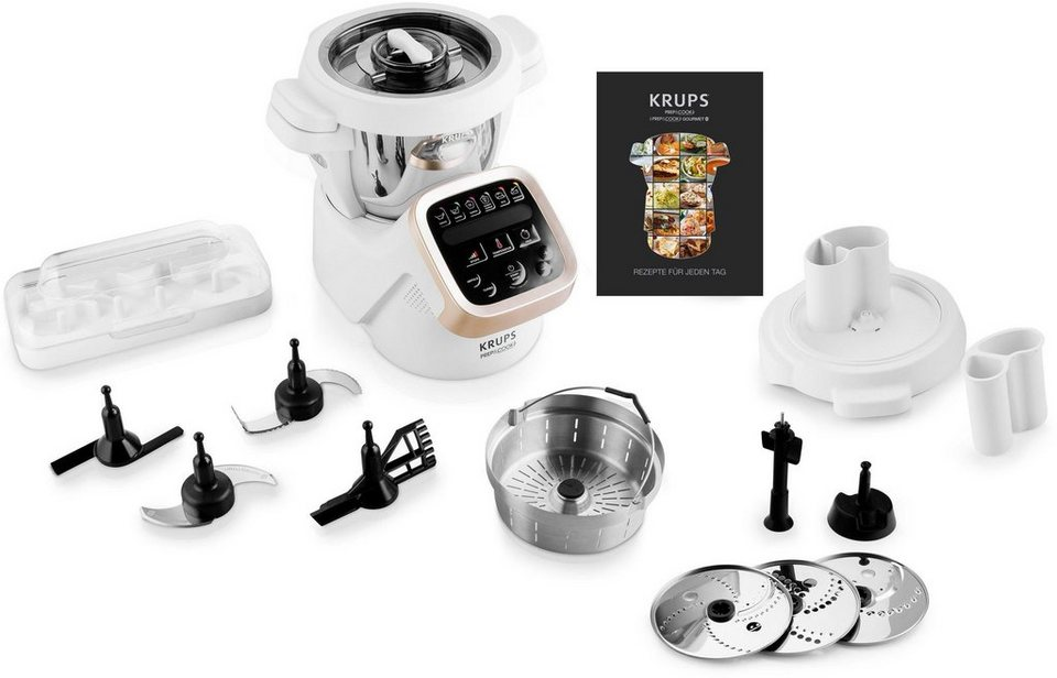 Krups Küchenmaschine Zubehör 2021