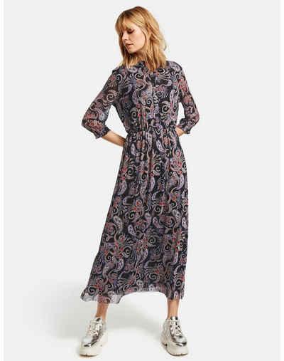 Taifun Jerseykleid »Kleid mit Allovermuster«