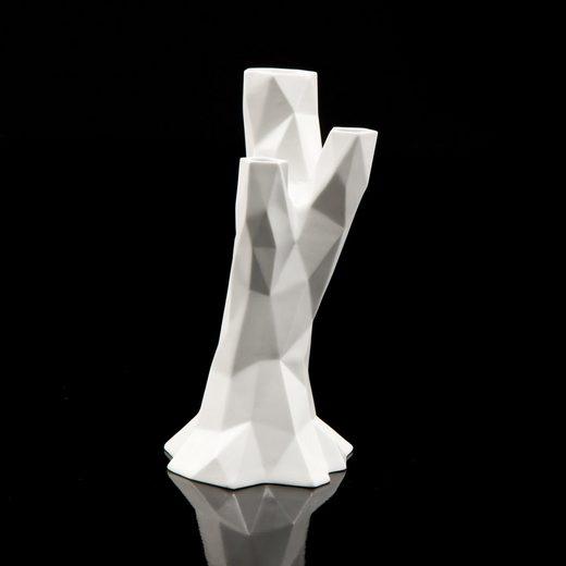 Kaiser Porzellan Dekovase »Vase Polygono«