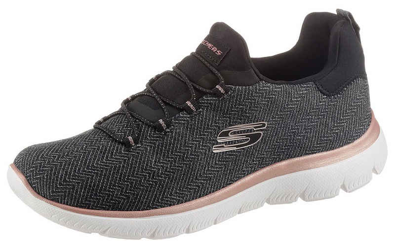 Skechers »SUMMITS« Slip-On Sneaker mit Memory Foam