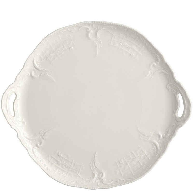 Rosenthal Tortenplatte »Sanssouci Elfenbein Elfenbein Tortenplatte 32 cm«, Porzellan