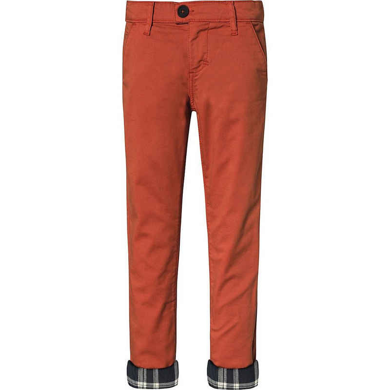 MyToys-COLLECTION Chinohose »Thermohose für Jungen, Comfort Fit von Oklahoma«
