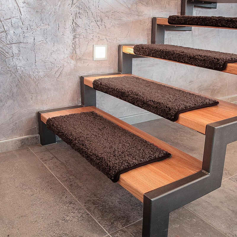 Stufenmatte »Bali«, Floordirekt, Rechteckig, Höhe 10 mm