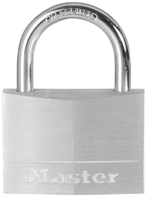 Master Lock Vorhängeschloss, Sicherheitsklasse 5, Aluminium