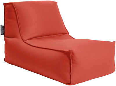 Sitting Point Sitzsack »KORFU Rock« (1 St), SITTING POINT für Indoor und Outdoor