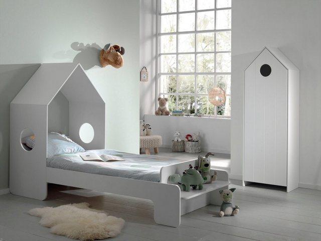 Komplettzimmer - Vipack Jugendzimmer Set »Casami«, (Set, 2 tlg), Bett in 2 Breiten  - Onlineshop OTTO