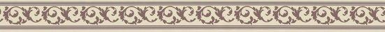 A.S. Création Bordüre »Only Borders«, aufgeschäumt, Retro, barock, floral, selbstklebend