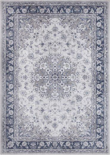Teppich »Nain«, ELLE DECORATION, rechteckig, Höhe 5 mm, Orient-Optik, Wohnzimmer