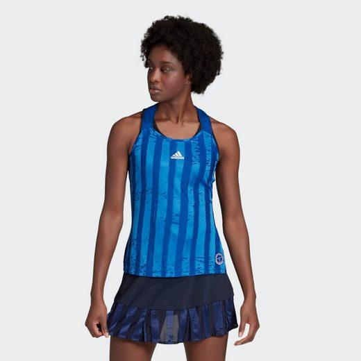 adidas Performance Shirttop »Tennis Engineered Y-Tanktop«